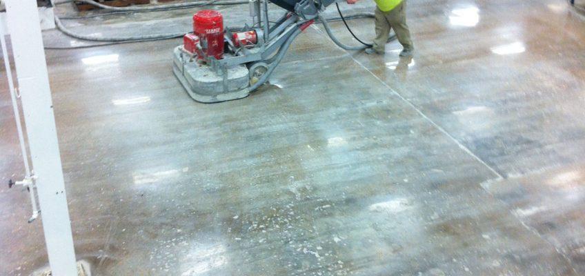 Concrete Polishing Industrial Floors